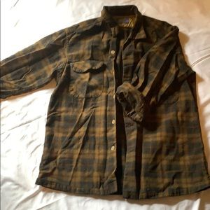 Men's M Pendleton Flannel